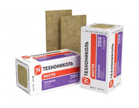 Каменная вата Техноблок Стандарт Технониколь 1200х600х50 мм, 8 плит (5,76 м2)