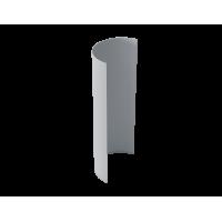 ПВХ металл LOGICROOF толщина 1,3 мм,  лист 1х2 м