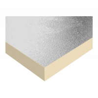 Теплоизоляционные плиты ТехноНИКОЛЬ LOGICPIR PROF Ф/Ф (фольга) 2400х1200 мм,  упаковка
