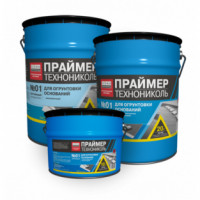 Праймер битумный готовый ТН №1 20л, 16кг