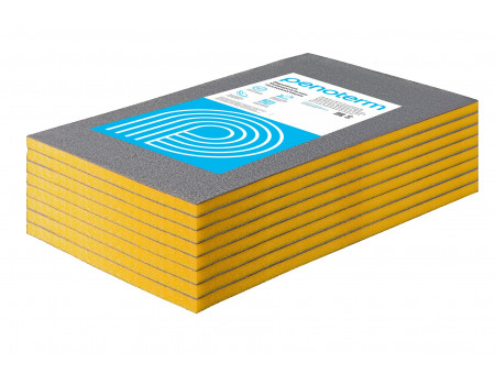 Шумоизоляция Penoterm Евроблок 1000х600х20 мм, лист
