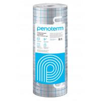 Отражающая изоляция для системы «теплый пол» Пенотерм НПП ЛП с разметкой, рулон