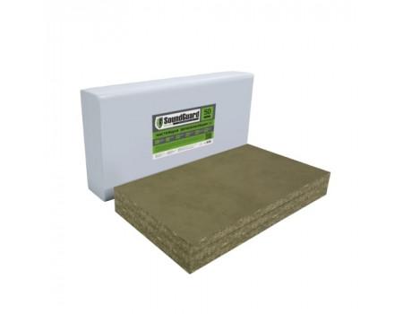 Плиты звукопоглощающие SoundGuard Basalt 50  1200×600×50 мм (в упаковке:4  плиты; 0,144 куб. м; 2,88 кв. м)