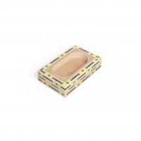 Звукоизоляционный подрозетник 2-секционный SoundGuard ИзоБокс2 Премиум (200х130х48мм)