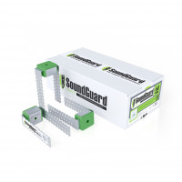 Виброизоляционное крепление SoundGuard Vibro P (60 шт/уп)