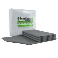 Звукоизоляционный мат SoundGuard Cover Base 7500х1500х10 мм (11.25 м2 в уп)