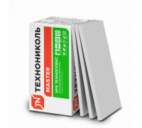 XPS ТЕХНОПЛЕКС FAS/2  S/1 1180х580х50 мм L, фрезерованный с микроканавками (в упаковке: 8 плит; 5,48 м2; 0,27376 м3)