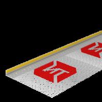Профиль примыкающий оконный с армирующей сеткой 6 мм ТЕХНОНИКОЛЬ (30 шт в упаковке)