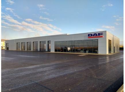 Сервисный центр «DAF»